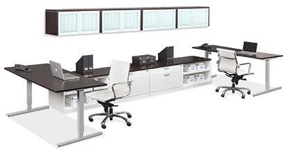 OS, Standing Desk Series, Office Suite PL #45