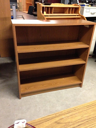 #211, Pre-Owned Hon 3 Shelf Cabinet