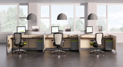 Flexible Cubicle Systems