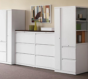 HON Filing Cabinets and Office Storage.