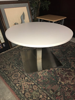 """#374, Pre-Owned OfficeSource 36"""" Round Tables"""