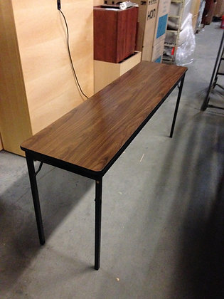 """#216, Pre-Owned 18"""" x 72"""" Folding Tables"""