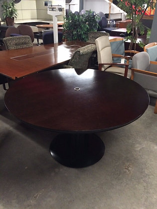 """#120, Pre-Owned 54"""" Round Table"""