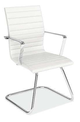 Contemporary Leather Guest Chair