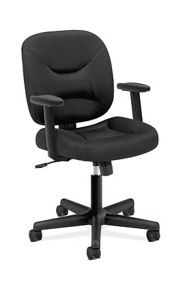 Mesh Back, Low-Back Task Chair