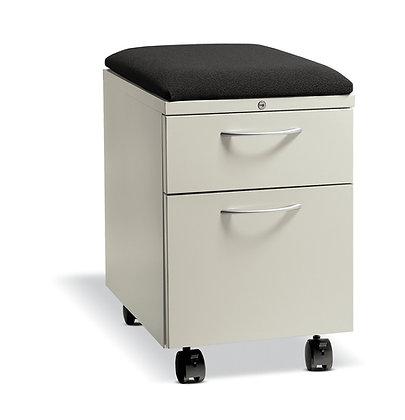 """Flagship Box-File Mobile Pedestal - 15""""W x 23""""D"""