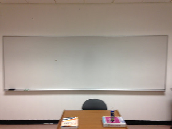 "#235, Pre-Owned 48""x120"" Whiteboard"