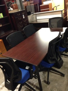 #51, Pre-Owned 36x72 Table