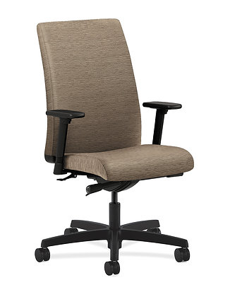 Mid Back Ergonomic Task Chair w/ Synchro-Tilt
