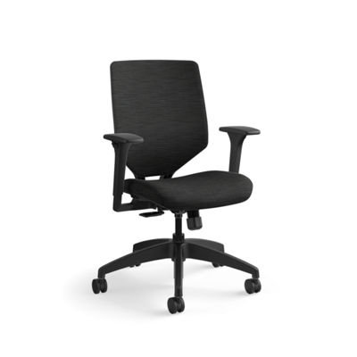 Mid-Back Task Chair with ReActiv Back