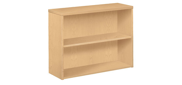 "Bookcase - 2 Shelves - 36""W x 30""H"