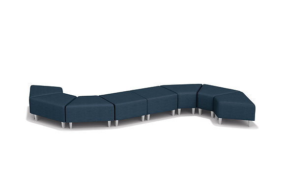 """Wave Seating Set 