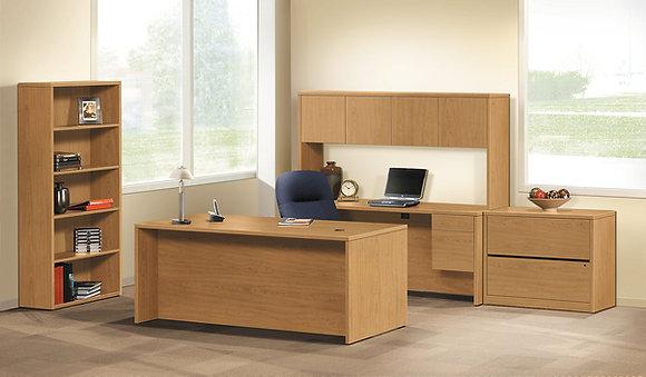 """Double Pedestal Desk   72.0"""" W x 36.0""""D"""