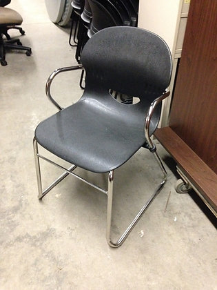 #204 Virco Stacking Chairs