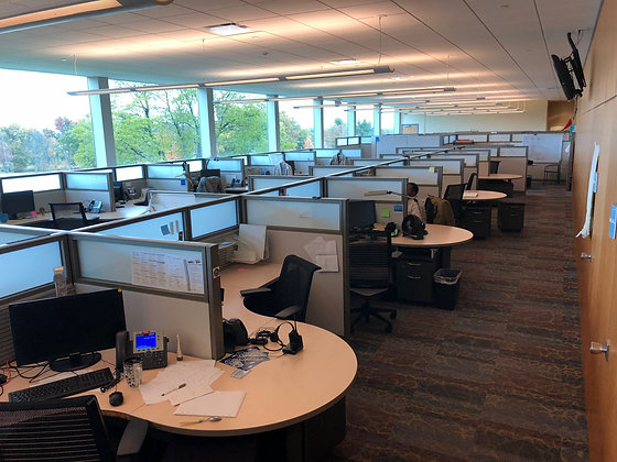 #286, Pre-Owned Steelcase Avenir 6' x 6' Cubicles