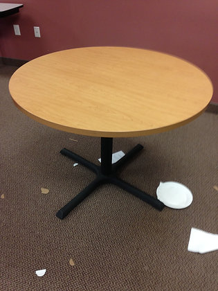 "#194, Pre-Owned 42"" Round Tables"