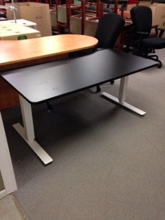 #2, Pre-Owned Adjustable Height Tables