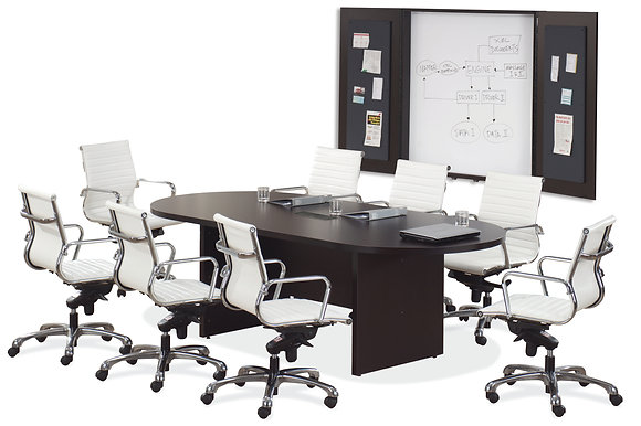 Oval Conference Table - 6'