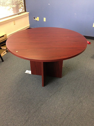 """#244, Pre-Owned 48"""" Round Tables"""