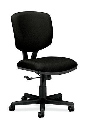 Armless Swivel Task Chair
