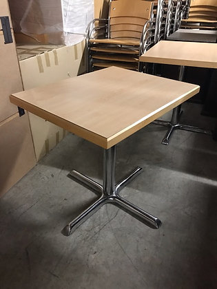 """#395, Pre-Owned Square Cafe Tables 