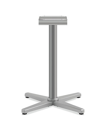"Seated Height X-base for 36"" Surfaces"