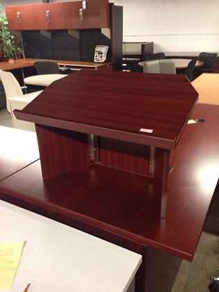 #21, Pre-Owned Lectern