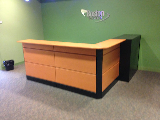 #283, Pre-Owned Reception Station