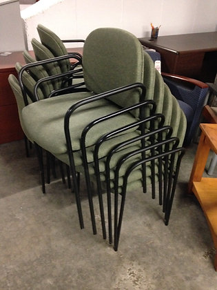 #276, Pre-Owned Hon Stack Chairs