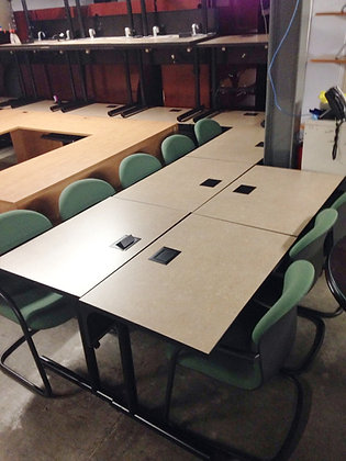 #271, Pre-Owned 24x36 Training Tables