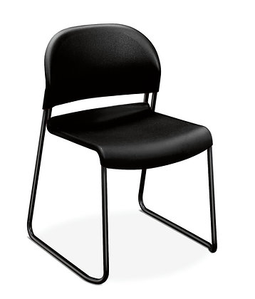 Heavy-Duty Stacking Guest Chair | 4/carton