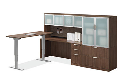 OS, Standing Desk Series, Office Suite PL #68