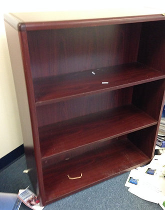 #232, Pre-Owned Hon 3 Shelf Bookcases