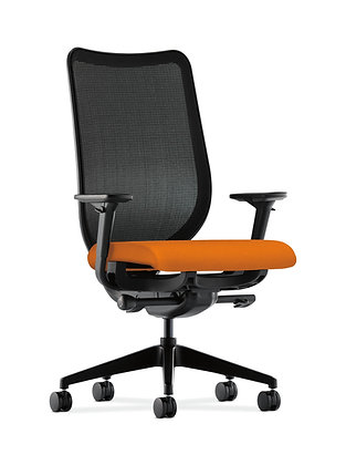 Knit Mesh Back Ergonomic Task Chair