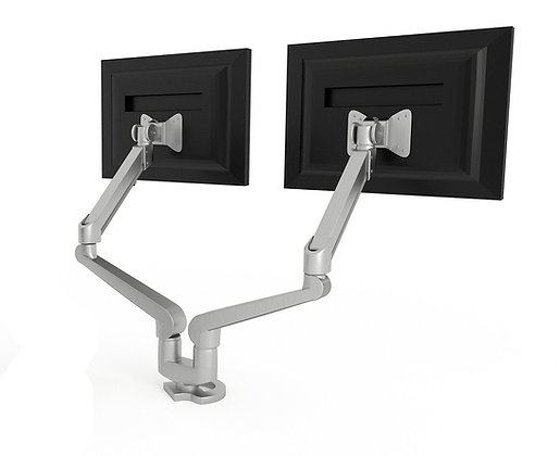 Deluxe Dual Monitor Arm