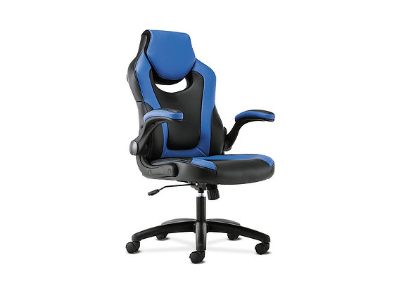 Racing Style Gaming Chair | Flip-Up Arms