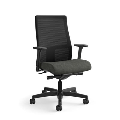 Mid Mesh Back Ergonomic Task Chair w/ Synchro-Tilt