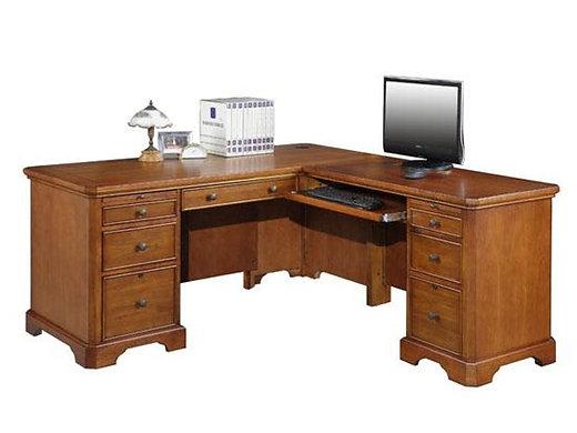 winners only lshaped desk