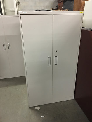 #369, Pre-Owned Steelcase Metal Storage Cabinets