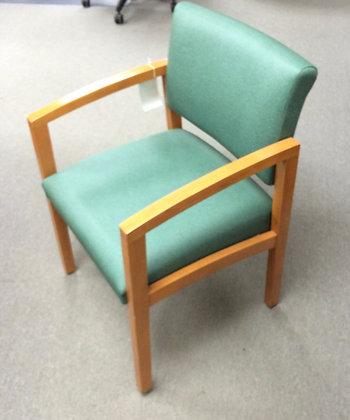 Lesro Guest Chair - Vinyl Upholstery