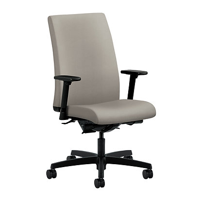 Mid Back Ergonomic Task Chair w/ Back Angle Adjustment