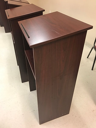 #339, Pre-Owned Lecterns
