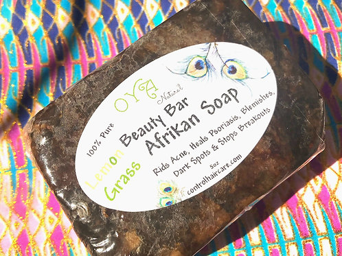 African Soap 'Lemon Grass Beauty Bar'
