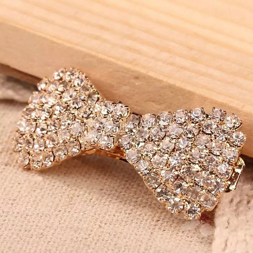 Diamond Rhinestone Hair Clip