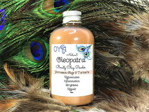 Cleopatra Moroccan Clay & Turmeric Beauty Powder