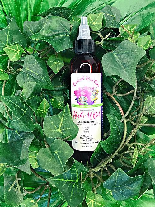 Herbs N' Oil