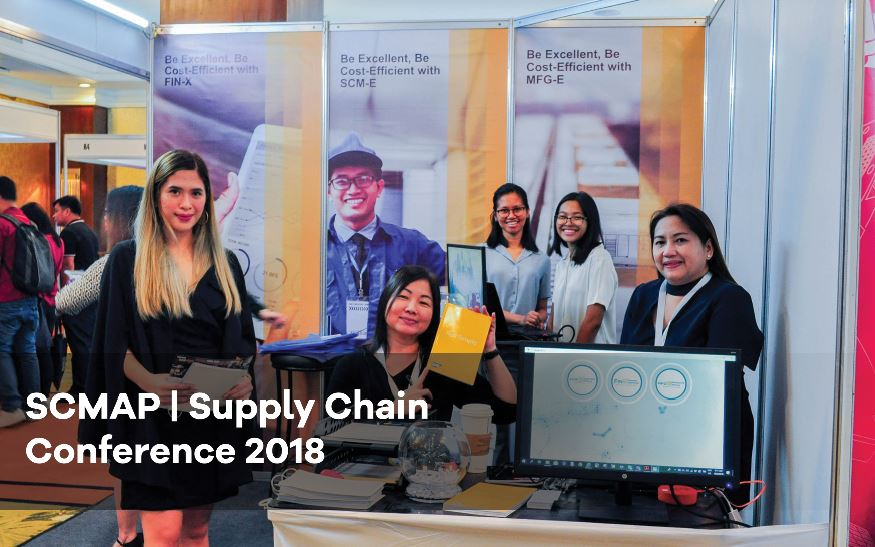 SCMAP Supply Chain Conference 2018