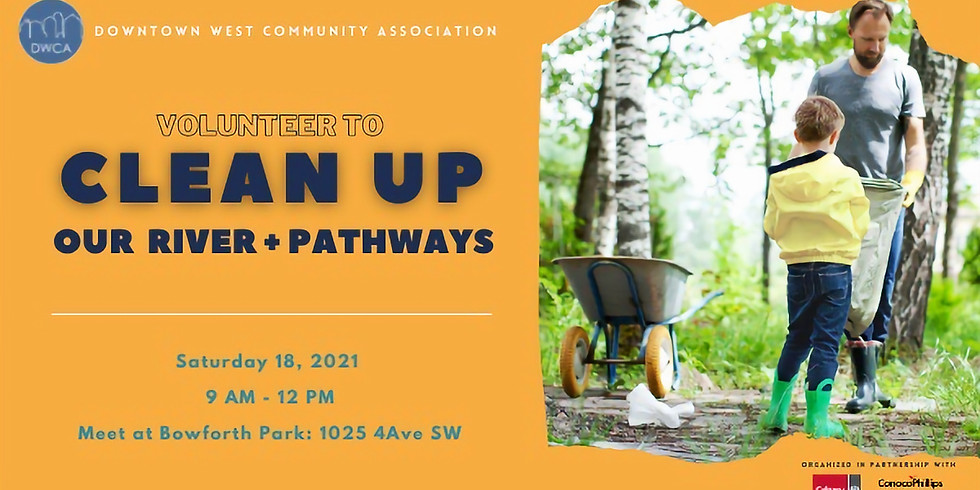 2021 Pathway & River Clean Up