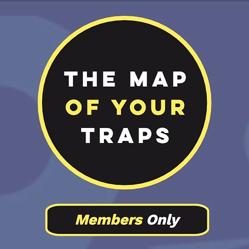 The Map of Your Traps Intensive Program