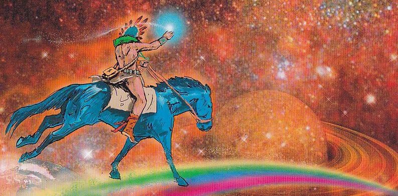 La légende du cheval